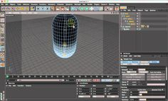 Cinema 4D Tutorial: Rigging and Weighting
