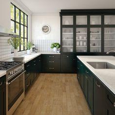 Home Decor Items Kitchen Dinning Room, Kitchen Decor, Interior Design Kitchen, Interior Design Living Room, Kitchen Furniture, Furniture Ideas, Kitchen Remodel, Modern, Kitchens
