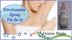 Deodorante Spray Fai da Te - Naturale ed Efficace! - DIY Deo Spray