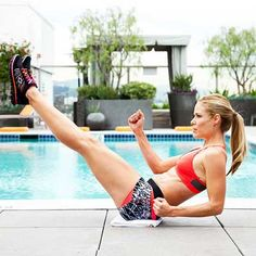 Get Fit for Summer: The Bikini Body Boot Camp Fitness Goals, Fitness Tips, Fitness Motivation, Health Fitness, Workout Fitness, Flatter Stomach, E Sport, Boot Camp Workout, Fitness Magazine