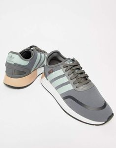 info for 2969c 4ea15 adidas Originals N-5923 Runner Sneakers In Gray And Mint Adidas Originals,  Adidas Turnschuhe