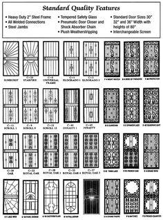 securityscreendoorseastdetroit - Security Doors Detroit, Security Screen Doors, Security Windows