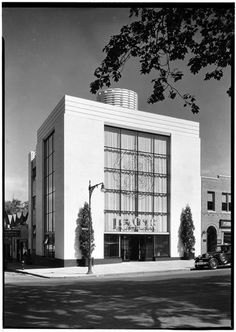 Rex Cole Showroom, Flushing, Queens, NY Photo by Samuel H. Gottscho, 1931