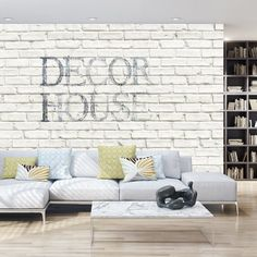 Stylish Wall x Wallpaper East Urban Home Decoration, Black Friday, Art Deco, Stylish, Couch, Wallpaper, Furniture, Home Decor, Dekoration