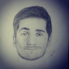 Gogomantv | Daniel Štrauch | Pencil Drawing Portrait | DC Pencil Drawings, Youtubers, Portraits, Art, Drawings In Pencil, Craft Art, Head Shots, Kunst, Gcse Art