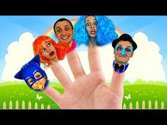 Finger Family Song - Daddy Finger Nursery Rhymes Kids Songs for Children, toddlers, babies - YouTube