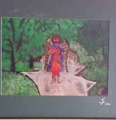 Angel of Lions Lair - Digital Print - Original Sold Artist: Lisa Winner Inspired by the Lions Lair Exhibit at Cheyenne Mountain Zoo, Colorado Springs, CO. Lions Lair, Cheyenne Mountain Zoo, Colorado Springs, Digital Prints, Angels, Princess Zelda, Artist, Painting, Etsy