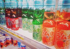 Ramune Marble Soda! These are soooo good!