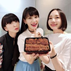 Perfume OfficialさんはInstagramを利用しています:「Dinner time! Hitsumabushi! (Grilled eel on rice) ひつまぶし! #prfm #FuturePop #Nagoya」 Creed Perfume, Dior Perfume, Hermes Perfume, Best Perfume, Perfume Oils, Celebrity Perfume, Miniature Bottles, Fragrance, Food