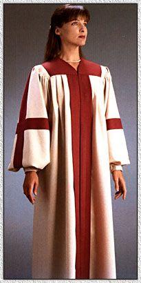 Banner Choir Robe
