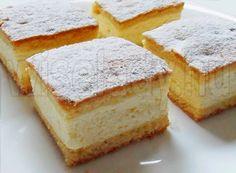 Anya főztje: Habkönnyű túrós pite Cake Cookies, Cornbread, Cheesecake, Deserts, Eat, Ethnic Recipes, Food, German, Cakes