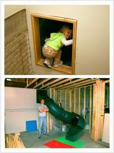 Basement Slide