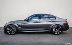 Mineral Grey Metallic F80 M3 | Sleeves, Spacers, and Tips