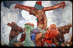 The cross of Jesus: God's awful work oflove