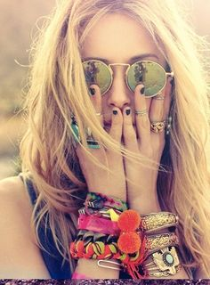 #hippie #hippy #boho #fashion