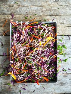Thai nudelsalat Nom Nom, Side Dishes, Food And Drink, Mat, Crafts, Healthy, Recipes, Thai Noodle Salad, Manualidades