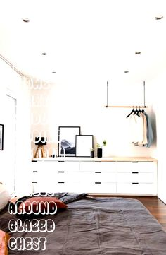#animalyoudidntknowexisted #diyfamilyroom #diyhomeideas #pillows #drawers #worktop #candles #bedding #bedroom #nordli #panels #around #glazed #chest #birchPillows, candles and new bedding ... our bedroom -  Ikea Nordli chest of drawers for the bedroom with new worktop glazed in birch and panels around the -Pillows, candles and new bedding ... our bedroom -  Ikea Nordli chest of drawers for the bedroom with new worktop glazed in birch and panels around the -  open black and white scandinav... Ikea Nordli, Work Tops, Chest Of Drawers, Birch, Family Room, Bedding, Candles, Black And White, Pillows