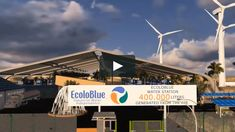 EcoloBlue Liter_Day Atmospheric Water Generator Station on Vimeo Atmospheric Water Generator, Magnetic Generator, 3d Printed House, Energy Projects, Design Research, 3d Design, Wind Turbine, Omega, World
