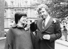 Harry Nilsson's wedding day to 3rd wife Una O'keefe , Aug 12 1976.. The Love of his life, they had 6 kids together and stayed married until his death Jan 15, 1994