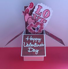 A personal favorite from my Etsy shop https://www.etsy.com/listing/504898457/3-d-valentine-anniversarypop-up-giftcard