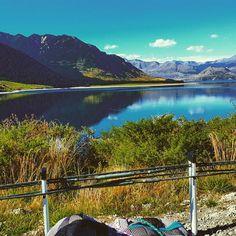 Stunning South Island New Zealand.