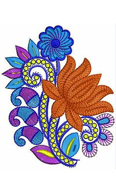 Tote Bag Applique Embroidery Design Computerized Embroidery Machine, Hand Work Embroidery, Machine Embroidery Projects, Free Machine Embroidery Designs, Embroidery Applique, Embroidery Patterns, Border Embroidery Designs, Applique Designs, Paper Flower Patterns