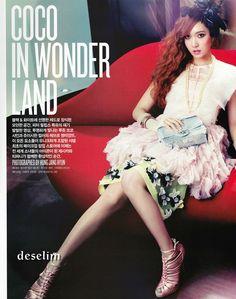 SNSD Jessica and Tiffany – Vogue Girl Magazine_05
