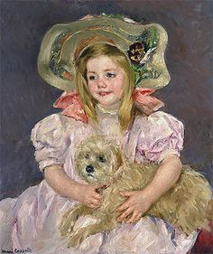 Mary Cassatt - Smiling Sarah in a Hat Trimmed with a Pansy - 1901 - Olio su tela x - Ruth Chandler Williamson Gallery at Scripps College, Claremont, CA, USA Edgar Degas, Mary Cassatt Art, Famous Art, Oil Painting Reproductions, Paris, Art Gallery, Illustration Art, Portraits, Canvas Prints