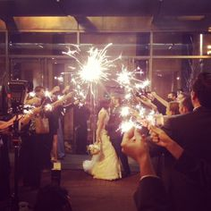 Don T Forget About Our Sparkler Package Available For All Weddings Held At Ord Hills