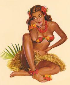 hawaiian-pin-up-girl