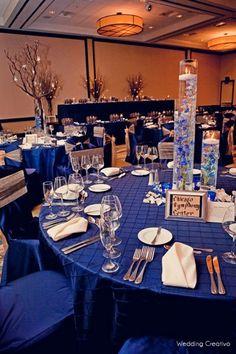 [ Night Theme Wedding Starry Night Wedding Starr ] - Best Free Home Design Idea & Inspiration Blue Wedding Decorations, Prom Decor, Wedding Centerpieces, Royal Blue Centerpieces, Silver Centerpiece, Centerpiece Ideas, Debut Themes, Debut Ideas, Inexpensive Wedding Invitations