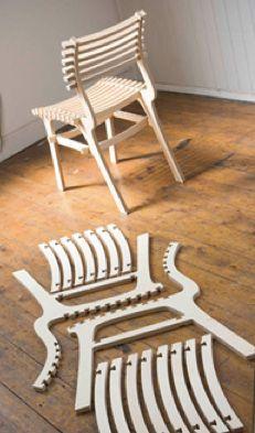 RawStudio's Flatpack ChairSlinks: n. (slingks) Surreptitious web links to other good sites RawStudio's Flatpack Chair — Slinks: n. (slingks) Surreptitious web links to other good sites Plywood Chair, Plywood Furniture, Cool Furniture, Furniture Design, Furniture Stores, Plywood Floors, Furniture Online, Rustic Furniture, Luxury Furniture