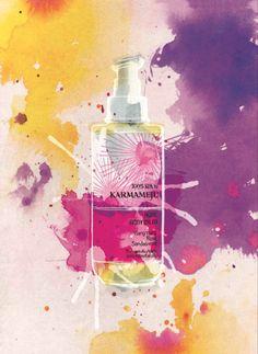 Karmameju Body Oil by Alicia Malesani