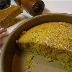 Semolina Turmeric Cake (Sfoof) Recipe - Allrecipes.com