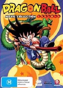 - DRAGON BALL MOVIE COLLECTION Contains Mystical Adventure, Sleeping Princess in Devil's Castle, and The Path to Power in one 3 disc set, all completely uncut!