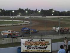 Local Family Fun At The Racetrack   Bridgeport Speedway, NJ