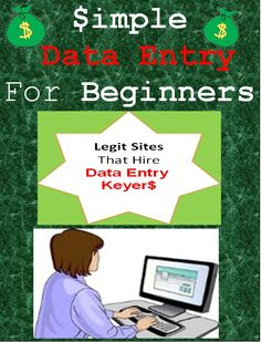 Legit sites that hire and pay data entry keyers. Make Money Online, How To Make Money, Virtual Assistant Jobs, Legitimate Work From Home, Data Entry, Job S, Fat Burner, Work From Home Moms, Online Jobs
