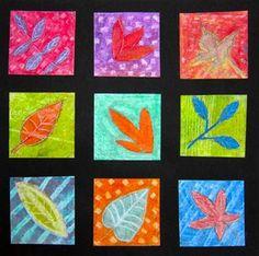 Upper School Art (Grades 7-12): October 2011