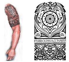 Resultado de imagen para maori brazo plantilla
