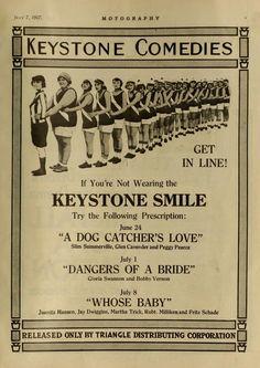 Keystone Comedies