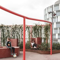 Gallery of Park 'n' Play / JAJA Architects - 22