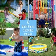 Outdoor Activities for 4 Year Olds