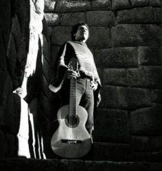 WEBGUERRILLERO: A 41 años de la muerte de Víctor Jara: 110 fotos suyas que quizá no conoces
