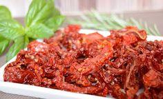 Citromhab: Aszalt paradicsom Beef, Food, Meat, Essen, Meals, Yemek, Eten, Steak