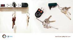 porta llaves y llaveros