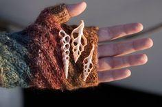 Columella fingerless mitts!