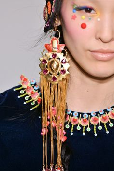 Accessories Scout: Manish Arora more at thedesignerdressdaily.com