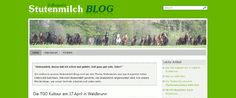 Stutenmilch Blog
