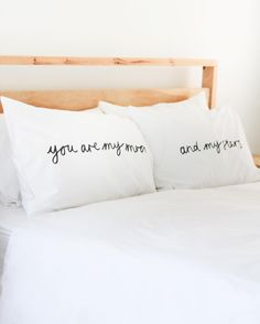 Have you entered our linen giveaway? You could win 1 of 5 bed linen sets worth up to Link in bio for entry details. Winner announced on the of October. Bed Linen Sets, Linen Bedding, Sweet Dreams, Bed Pillows, Pillow Cases, Sweet Home, House Design, Giveaway, October