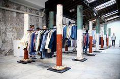 Addicted To Retail (ATR) presents: Visvim Showroom for Spring/Summer 2014 Paris Fashion Week